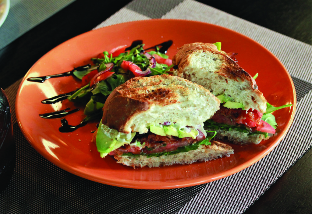 Keys Coffee Co Key Lime BLT